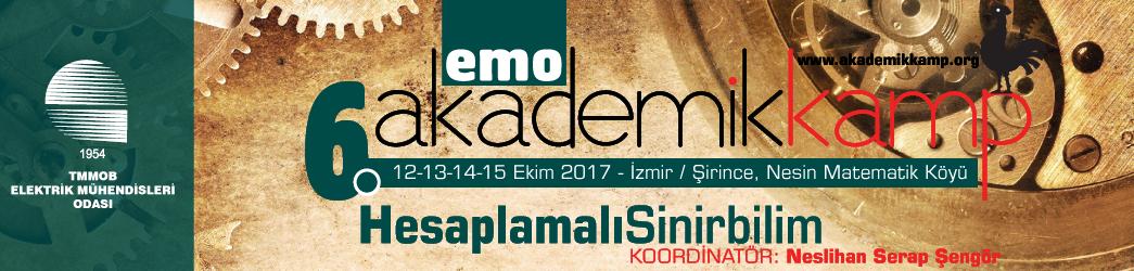 EMO 6. AKADEMİK KAMP
